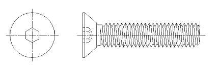 Product-Hex Socket Head Cap Screws—Product—TONG HWEI